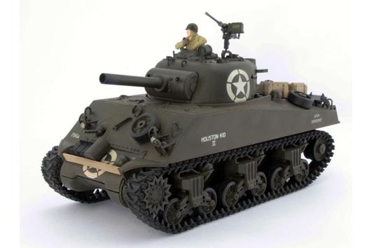 Sherman 105mm Howitzer Maßstab 1:24 Ferngesteuert VS-Tank A02107297